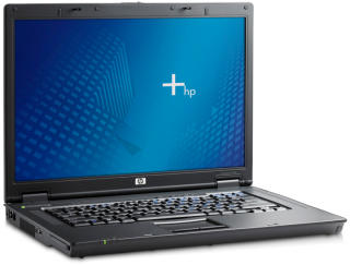 HP Compaq nx7400 notebook